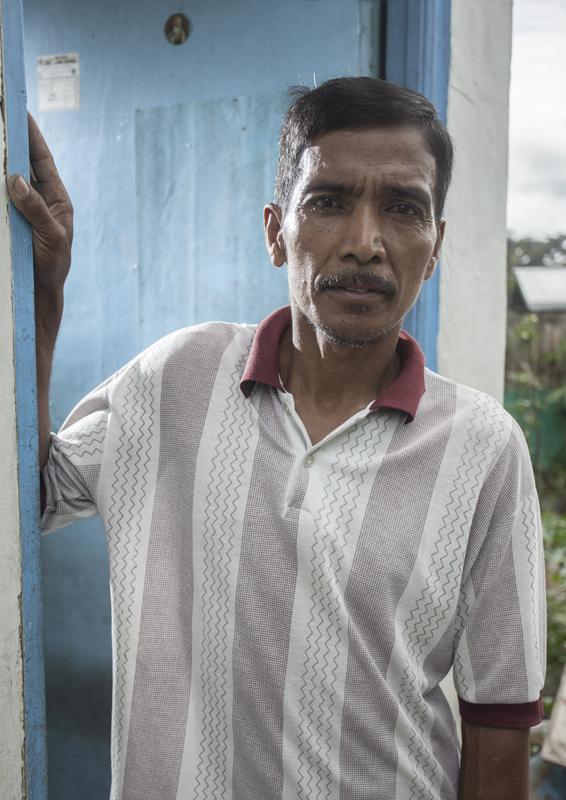 Gawad Kalinga Man Portrait 1
