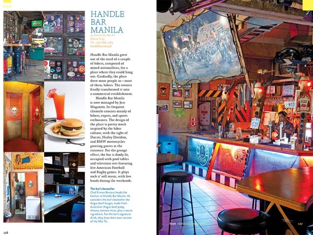 Handle Bar Manila