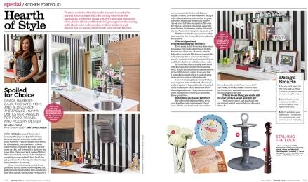 Metro Home Grace Baja Kitchen Feature