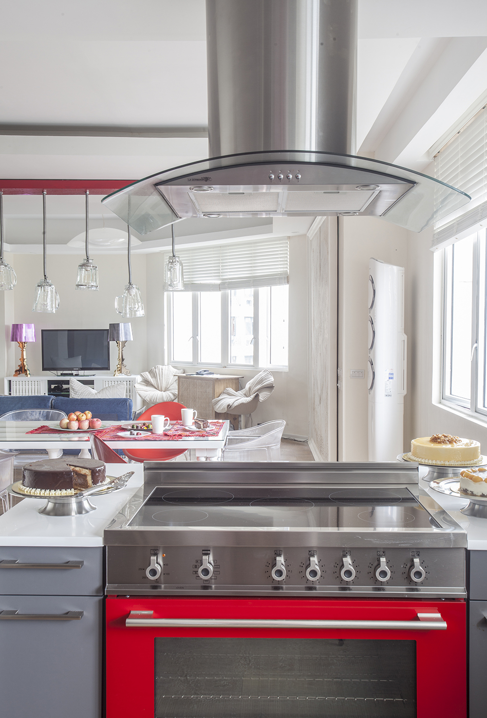 Chef Laudico\'s Kitchen featured in Metro Home | blog: campfiremedia