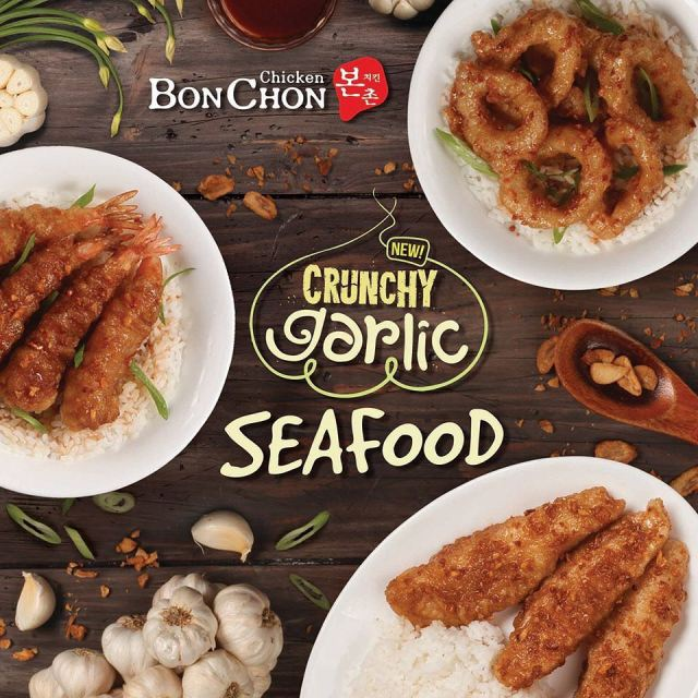 bon chon chicken seafood