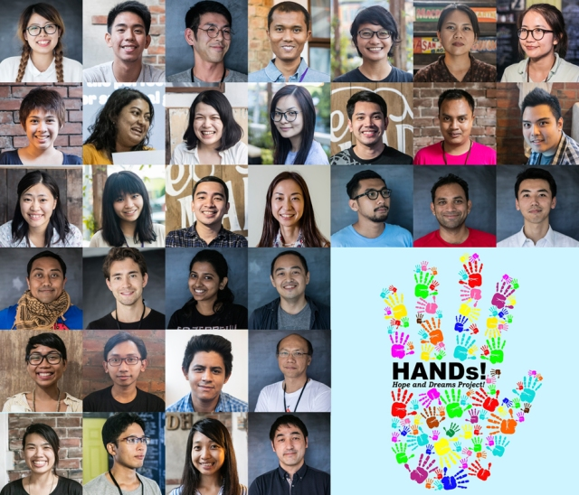 Hands Project 2015