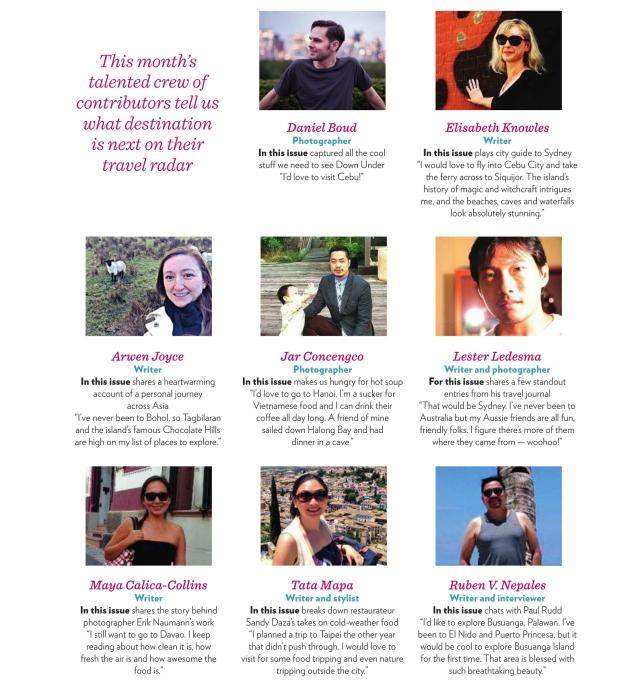Smile Magazine Oct 15